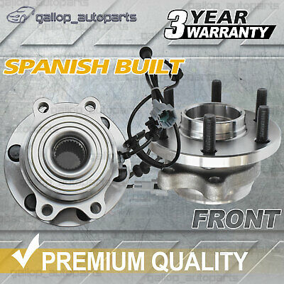 FRONT WHEEL BEARING HUB ABS FOR A NISSAN PATHFINDER R51