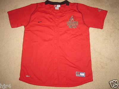 Baseball & Softball Sport Realistisch Arizona Diamondbacks D-backs Nike Mlb Trikot Jugendliche L 14-16 L