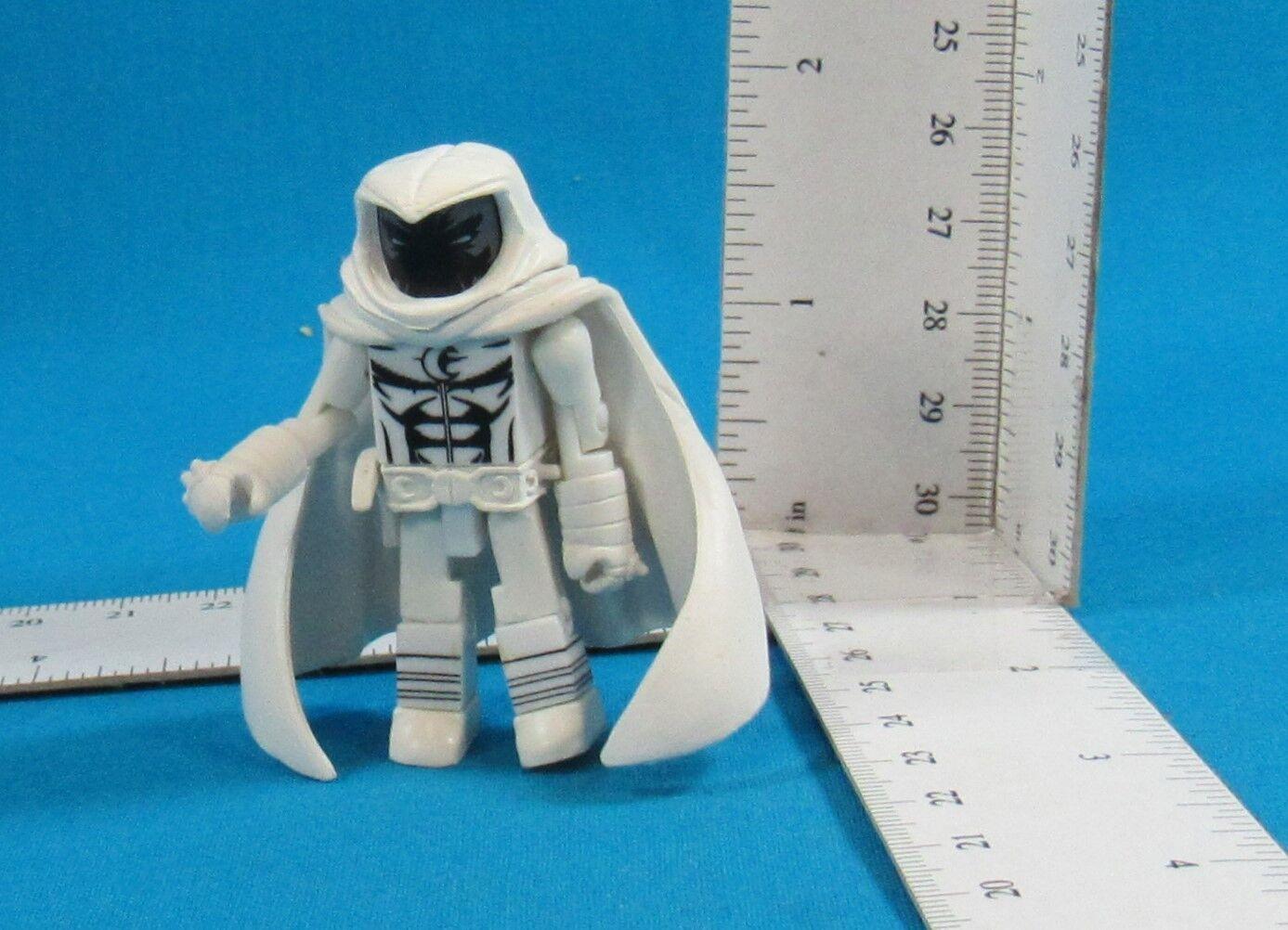 Diamond Select MiniMates Series 29 Moon Knight figure USED MISSING 1 BOOMERANG