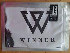 Winner KPOP Photo Cheer Slogan Towel Seungyoon Mino Jinwoo Taehyun Seungho