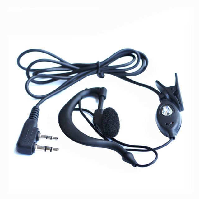 for Baofeng headphones UV-5r Earpiece for Radio Walkie Talkie Headset Mic M H5I6