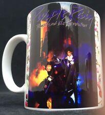 Prince Purple Rain Album Cover Coffee Mug
