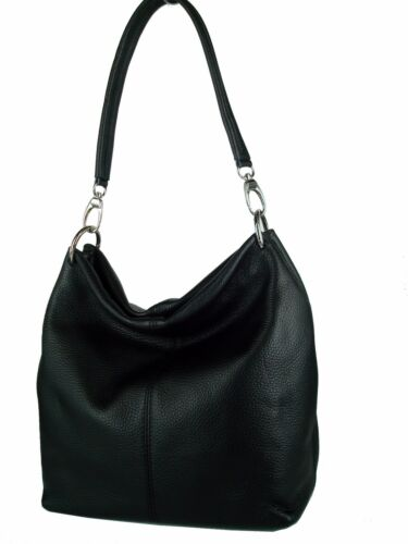 Pelle Donna Italy Vera Tracolla Borsa Made Sacca Nuova Da Leather In Bag 4IawqaOZ