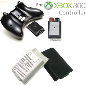 Details about Factory Price-Xbox 360 Wireless Controller AA Battery Case  Cover Holder Shell