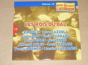 CD-LA-BELLE-HISTOIRE-DE-L-039-ACCORDEON-VOL-15-LES-ROIS-DU-BAL-TRES-BON-ETAT