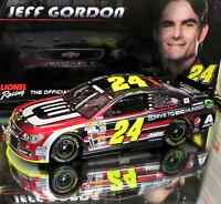Jeff Gordon 2014 Drive To End Hunger 1/24 Action Nascar Diecast
