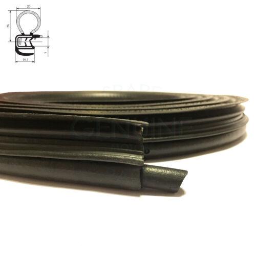 RH//LH Burlete Sello de goma se adapta a la puerta corredera renault kangoo MK2 2008-2012
