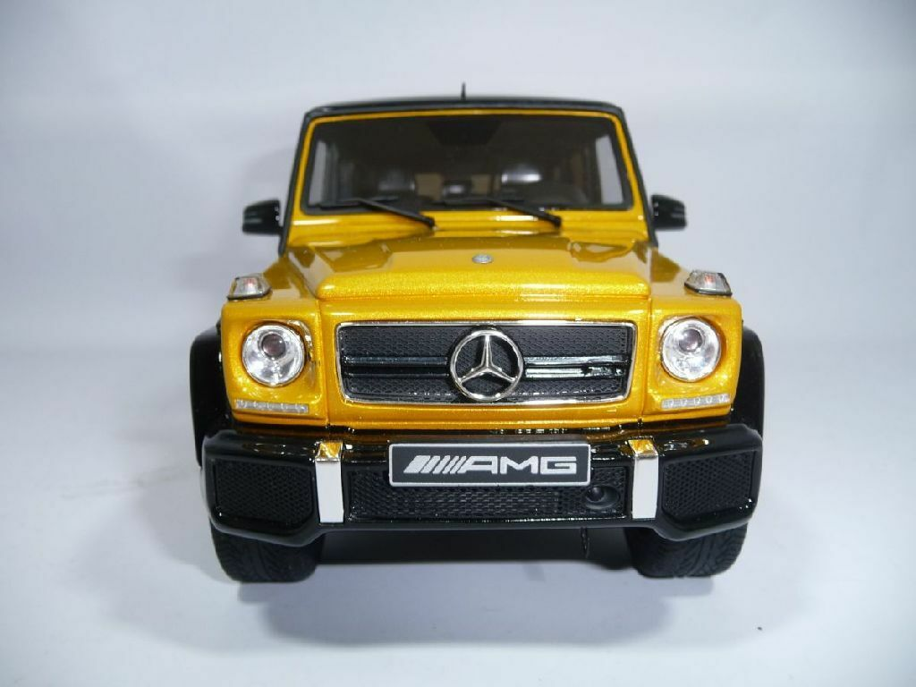 Mercedes-Benz g63 G 63 AMG w463 Solarbeam Crazy Colours 1 18 GT-SPIRIT Dealer