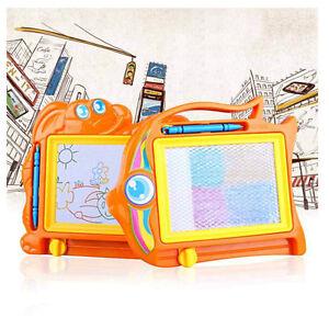 Tablero-de-dibujo-magnetico-Bloc-de-bocetos-Doodle-Writing-arte-artesa-Np