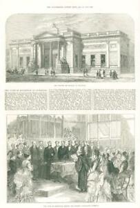 1874-Antique-Print-MERSEYSIDE-Liverpool-Walker-Art-Gallery-Seamen-Orphan-112