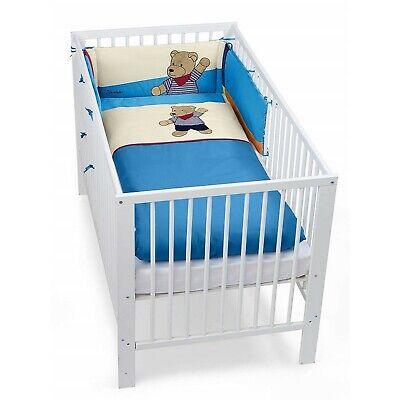 Bettausstattung Baby Bettset Bär Ben Ohne Himmel 9241506 KüHn Sterntaler