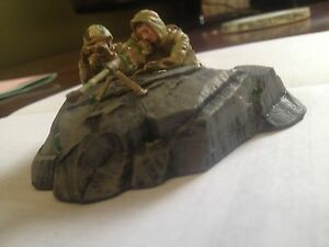 US-Army-Multi-Cam-Sniper-Team-Afghanistan-Pewter-Soldier-Age-14