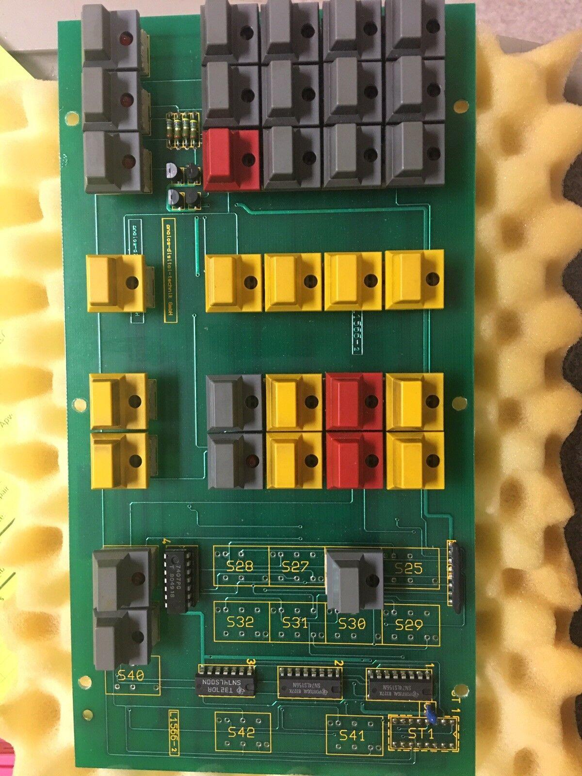 MAN Roland Tastenkarte MCS2, L1556-2,ID 5013214