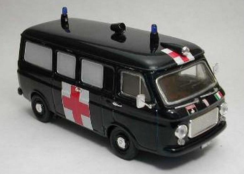 Fiat 238 Ambulanza Carabinieri  414108 RIO Made