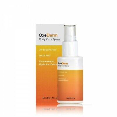 Body Acne Spray Back Acne Treatment 60ml Clear Spots Blemish