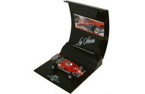 Mattel 50218 Ferrari 126 C2 F1 Modèle Voiture de course D Pironi San Marino Gp 1982 1: 43e 74299502187