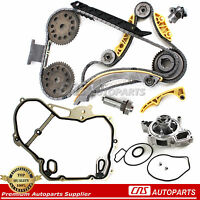 L42 L61 Timing Chain Kit Cover Gasket Balance Shaft Water Pump Gm 2.0 2.2 2.4l on sale