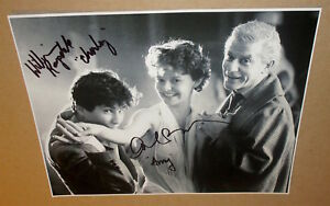 Details about FRIGHT NIGHT / WILLIAM RAGSDALE / AMANDA BEARSE / PHOTO  SIGNED BY 2 / #6