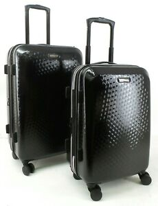 American Tourister Moonlight 2 Piece Hardside Spinner Luggage Set 49845302672 Ebay