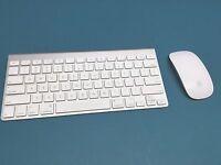 Genuine Apple Wireless Bluetooth Genuine Keyboard and Mouse Combo iMac Pro Mini