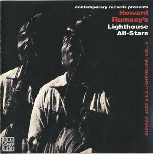 Sunday-Jazz-a-la-Lighthouse-Vol-2-by-The-Lighthouse-All-Stars-CD