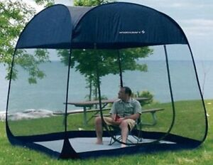 ... Instant Screen House Pop Up Tent Outdoor Mosquito
