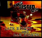 Late Nights and Bar Fights [Digipak] by Two Fisted Law (CD, 2012, Altrec)