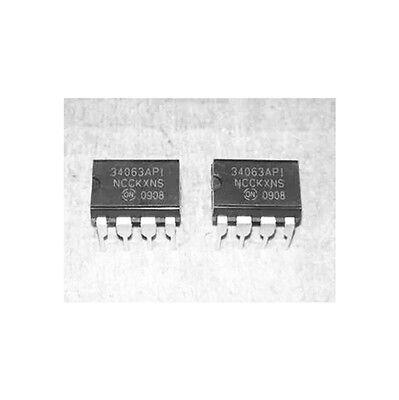 10PCS MC34063 MC34063AP MC34063API DIP-8 IC Power Chip