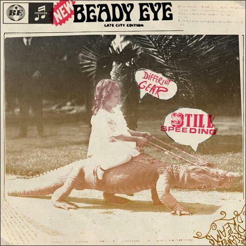 1 von 1 - CD Beady Eye Different Gear, Still Speeding Album (K14)