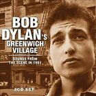 Bob Dylan's Greenwich Village: Sounds from the Scene in 1961 by Bob Dylan (CD, Aug-2011, 2 Discs, Chrome Dreams (USA))
