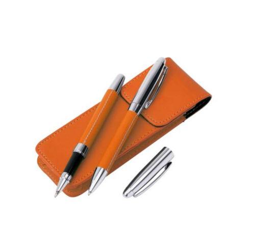 edles Geschenkset Super-Point-Mine Geschenk Schreibset Kugelschreiber 2-tlg