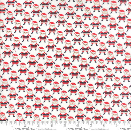 20583 11 MODA Fabric ~ THE NORTH POLE ~ Stacy Iest Hsu Snow by the 1//2 yard