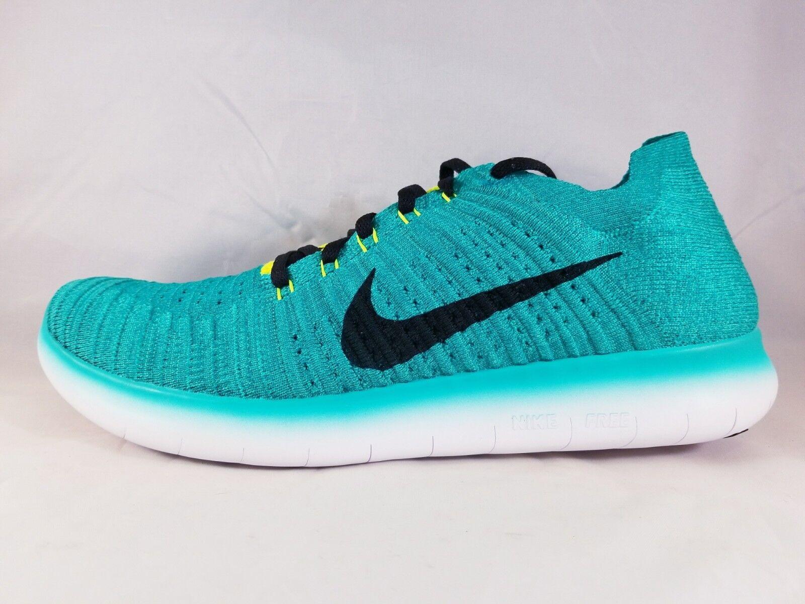 Nike Free RN Flynit Men's Running Shoe 831069 303 Size 9.5