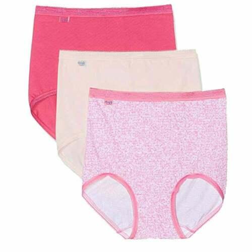 Sloggi Women Basic 3 Pack Maxi Brief Pinks
