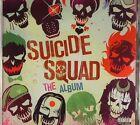 Suicide Squad The Album Atlantic CD 2016