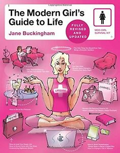 Jane-Buckingham-Moderne-FILLE-Guide-To-Life-Tout-Neuf