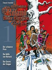 ROLAND-RITTER UNGESTÜM HC #1-8 kpl. Gesamtausgabe F.CRAENHALS Chevalier Ardent