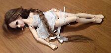 Negligee peignoir Set outfit dress/clothes suit BJD 1/4  MSD Girl EVA1
