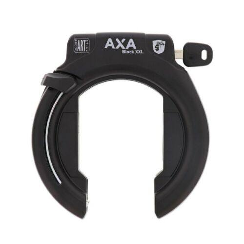 AXA Fahrrad Rahmenschloss Block XXL schwarz