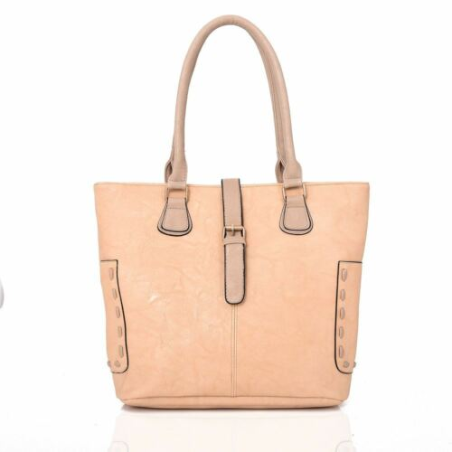 Women/'s Large Designer Tote Bag New Shoulder Handbag Cross Body Shopper Bag