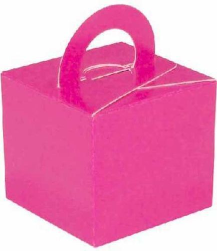 50 Self Inflating Balloon Cake Boxes Wedding Engagement Birthday Party Sweet Box