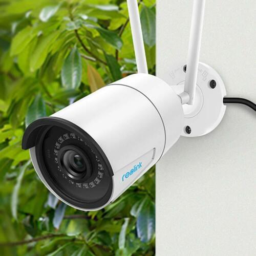 Reolink RLC-410W 4MP IP Dualband-WLAN Super HD Überwachungskamera IR Nachtsicht