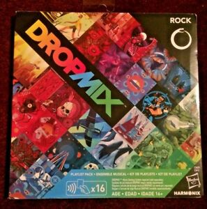 DropMix Playlist Pack - Rock (Ouroboros)  **Brand New/Sealed**