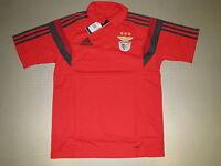 Polo Shirt Benfica Lisbon 14/15 Orig Adidas Sz S M L Xl Lisbon