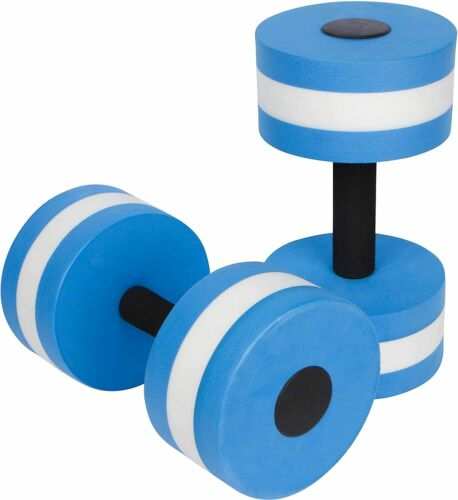 Aquatic Exercise Dumbells Set of 2 for Water Aerobics|Water Dumbbells|Pool