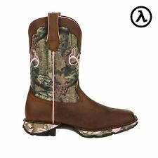 LADY REBEL BY DURANGO WOMEN'S CAMO WESTERN BOOTS DRD0051 - ALL SIZES M6-11