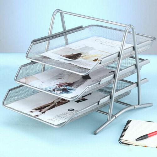 Installation Papierablage Hohlbauweise mit 3 Fächern Für A4 und Kanzleipapier DE