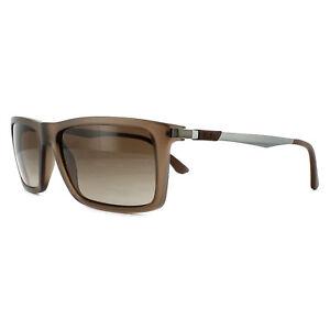 bf68e6f7fc Ray-Ban Gafas de Sol 4214 629813 Marrón Metalizado Marron Degradado ...