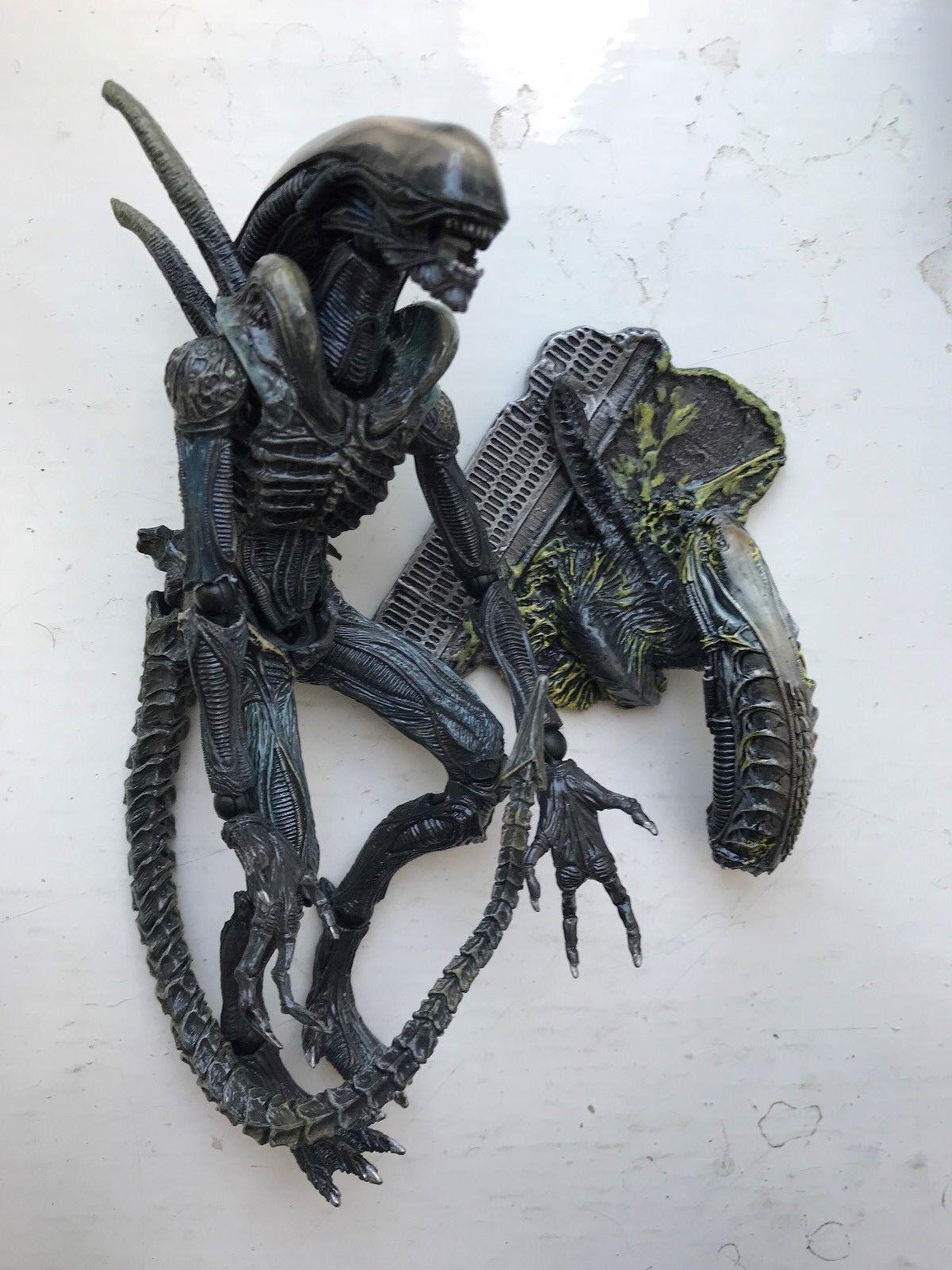 Jugar Arts Kai Alien 3 serie coronel Marines acecho Figura de Acción Vs Projoator