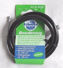 Bowdenzug Universal 120 cm 42302 Bremszug Bremsseil